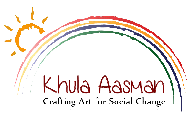 Khula Aasman: Crafting Art for Social Change
